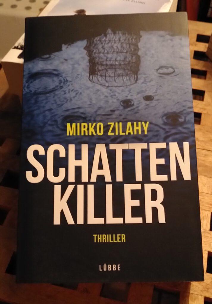 Mirko Zilahy - Schattenkiller - Manchini ermittelt