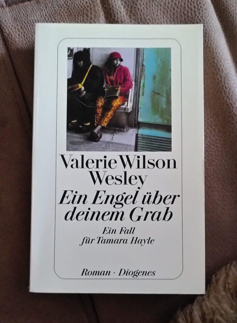 Valerie Wilson Wesley - Ein Engel über deinem Grab - Tamara Hayle