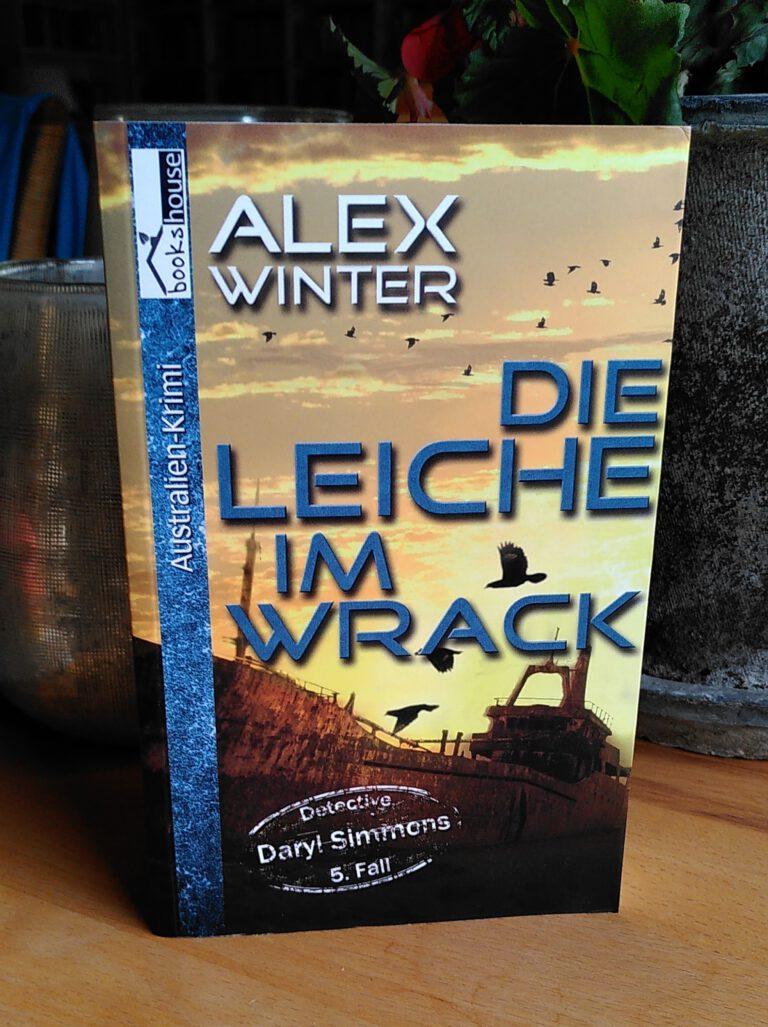 Alex Winter - Die Leiche im Wrack - Daryl Simmons ermittelt