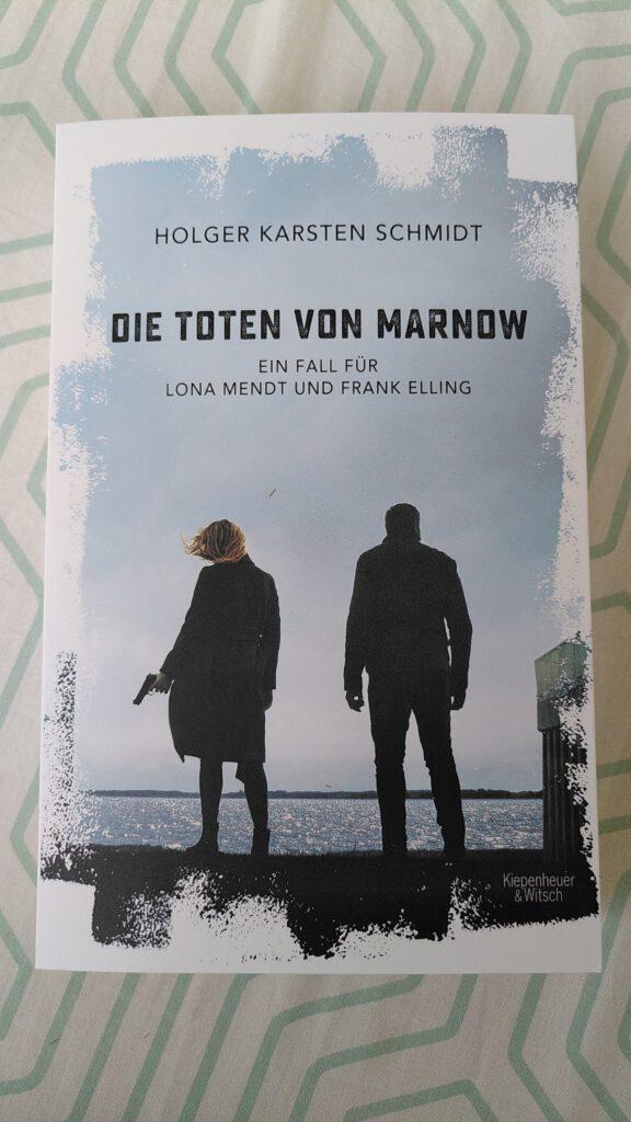 Holger Karsten Schmidt - Die Toten von Marnow
