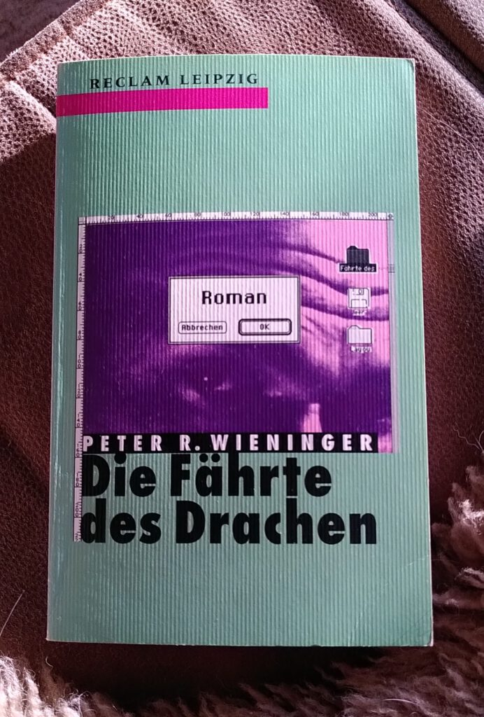 Peter R. Wieninger - Die Fährte des Drachen - Dillinger ermittelt