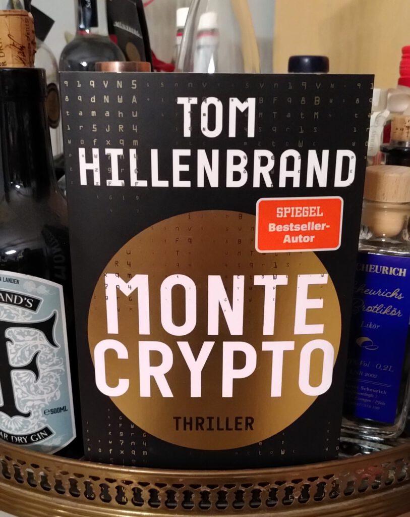 Tom Hillenbrand - Montecrypto - Ed Dante ermittelt