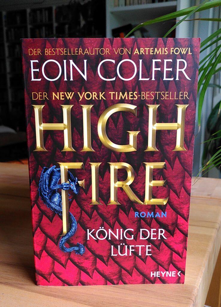 Eoin Colfer - High Fire