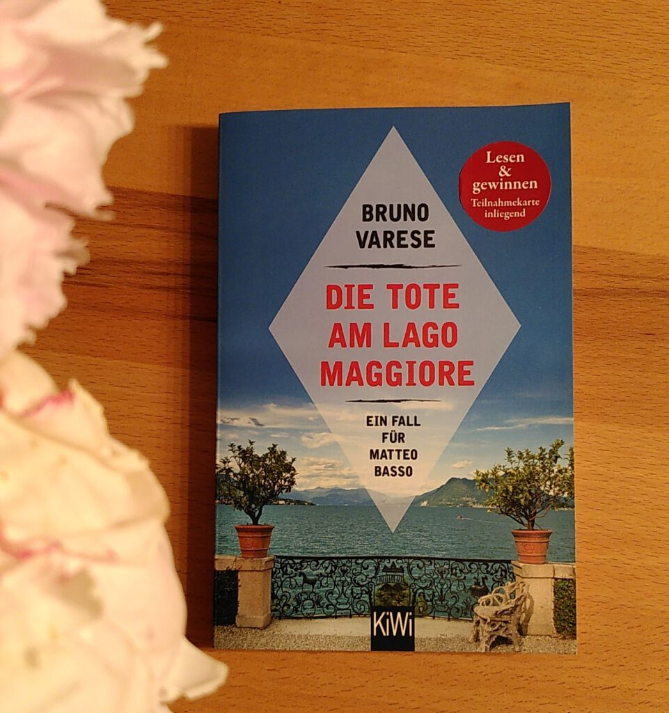 Bruno Varese - Die Tote am Lago Maggiore - Matteo Basso ermittelt