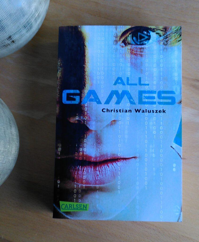 Christian Waluszek - Allgames - Adrian und Kain