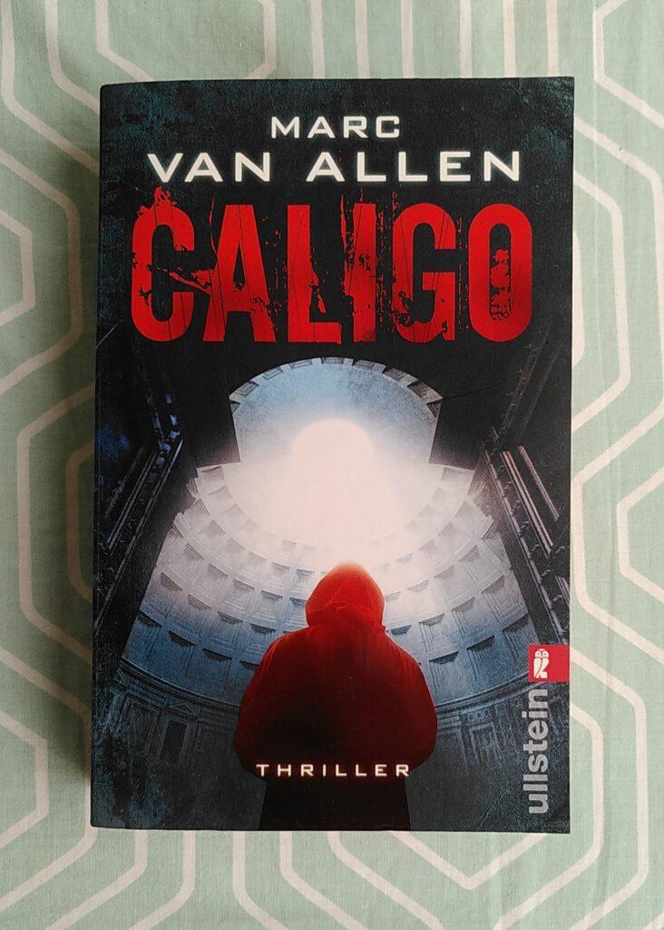 Marc Van Allen - Caligo - Alexandra