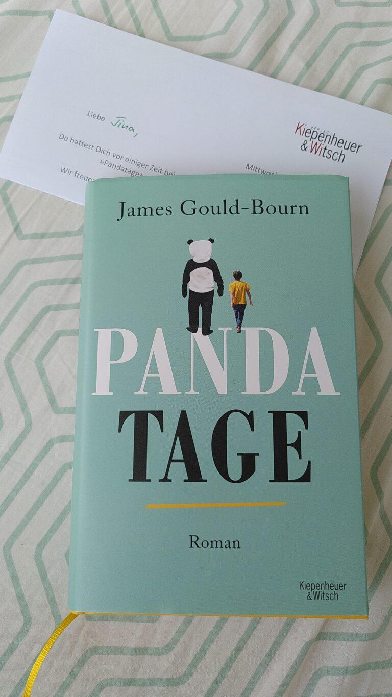 James Gould-Bourn - Pandatage - Panda