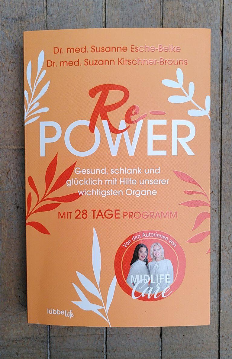 Susanne Esche-Belke und Suzann Kirschner-Brouns - Re-Power