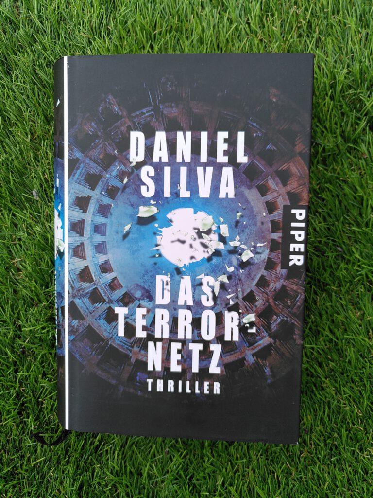 Daniel Silva - Das Terrornetz - Gabriel Allon 6 - Sarah