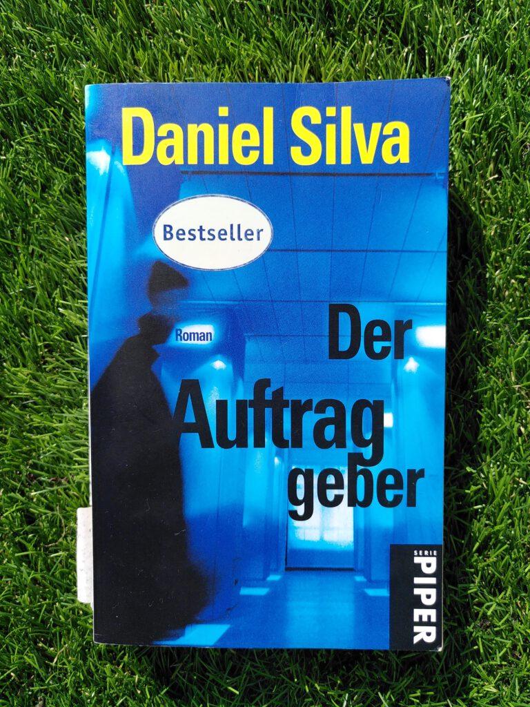 Daniel Silva - Der Auftraggeber - Gabriel Allon Teil 1.jpg