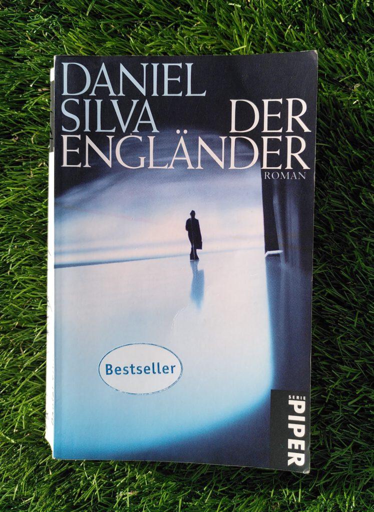 Daniel Silva - Der Engländer - Gabriel Allon Teil 2.jpg