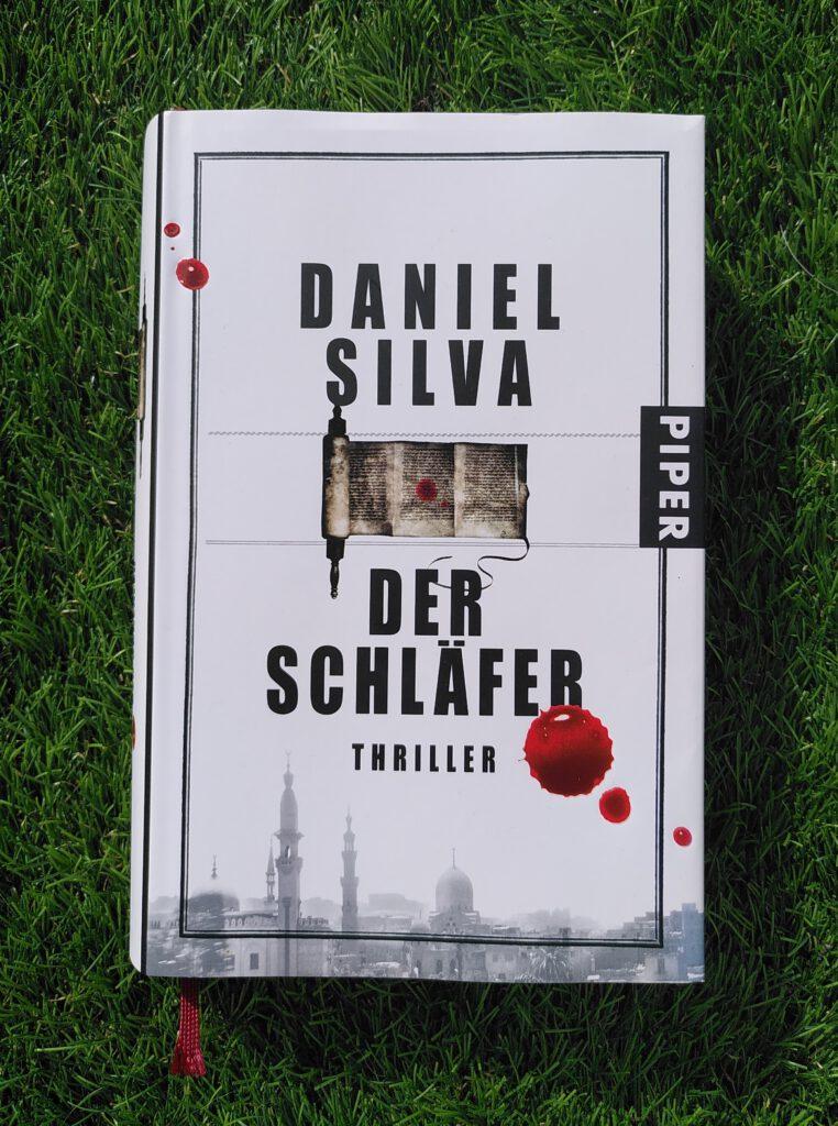 Daniel Silva- Der Schläfer -Gabriel Allon 5 - Dienst.jpg