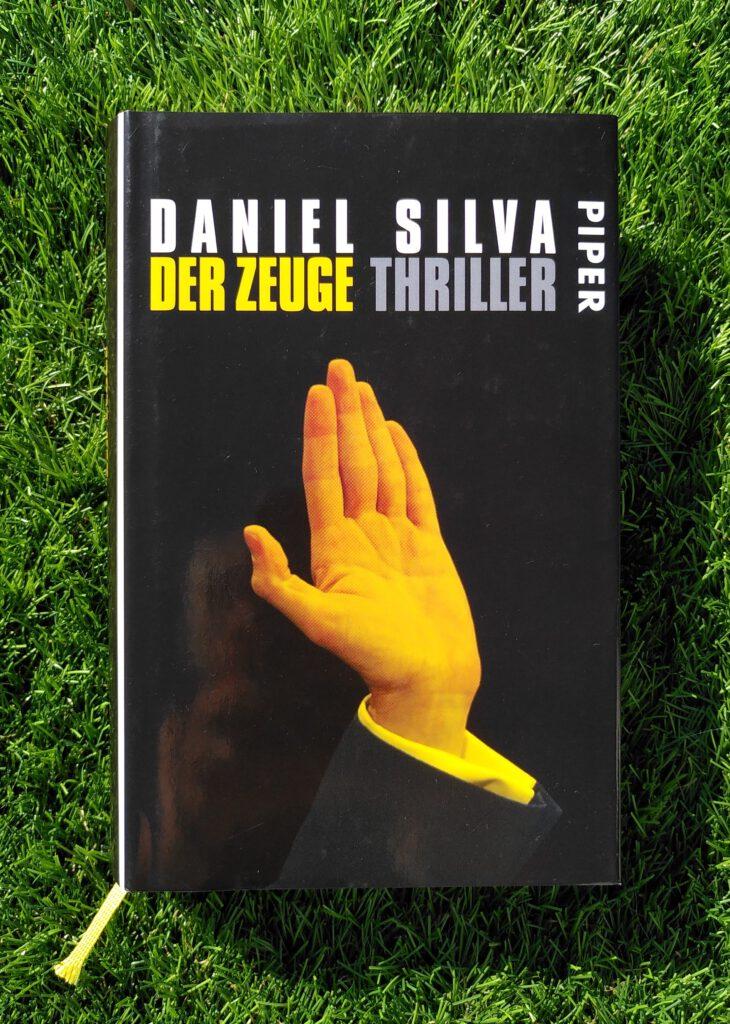 Daniel Silva - Der Zeuge - Gabriel Allon Teil 4 Evi Lavon