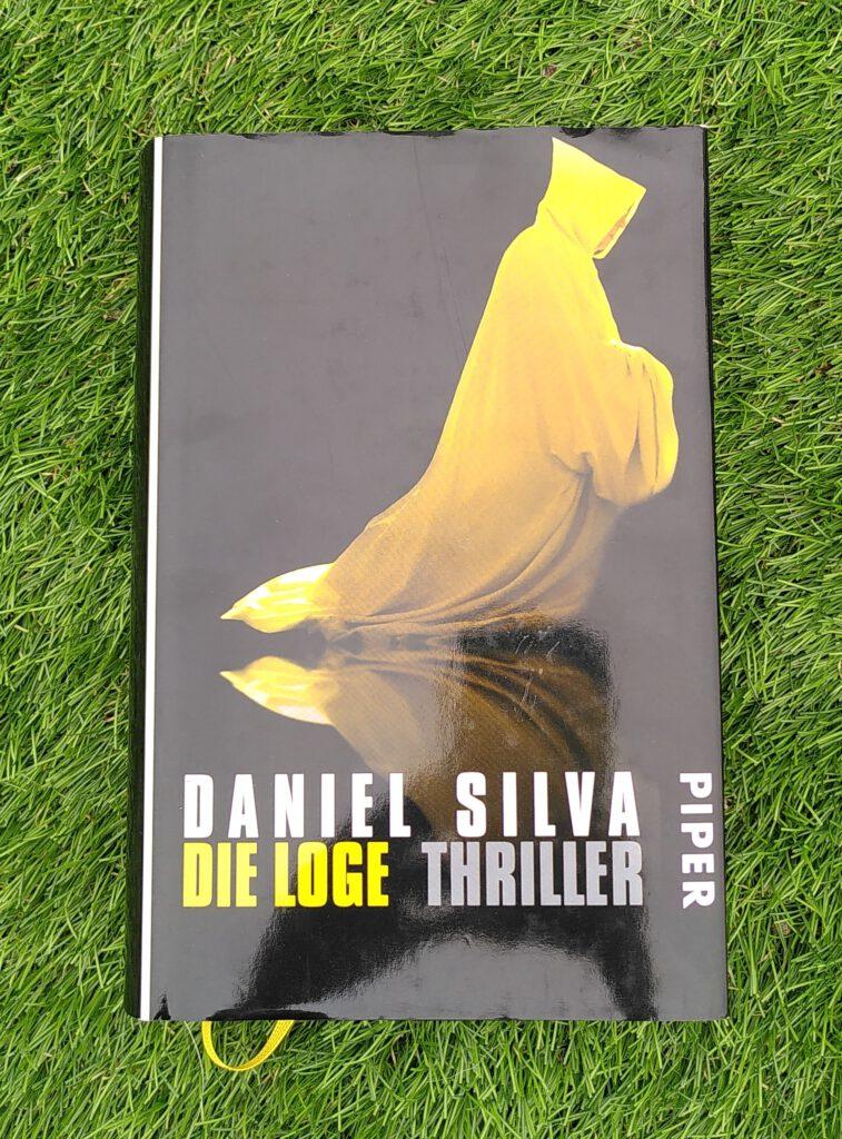 Daniel Silva - Die Loge - Gabriel Allon Teil 3.jpg